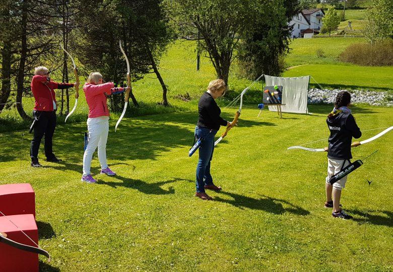 Bogenschiessen Workshops Wochenende